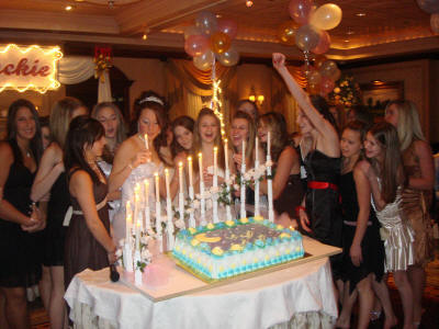 Our Sweet 16 Party Planners Help You Throw The Best To Honor Your Deserving Young Woman Daughter And Her Friends Will Have A Blast With